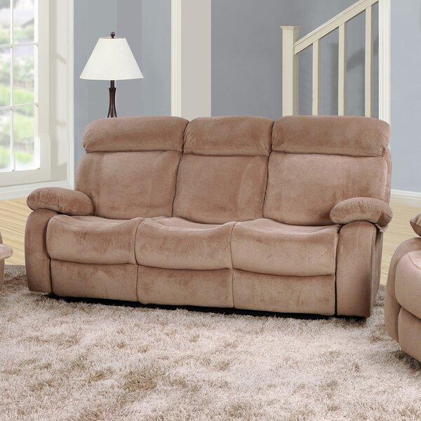 #1 Meniru Reclining Sofa By Red Barrel Studio Amazing