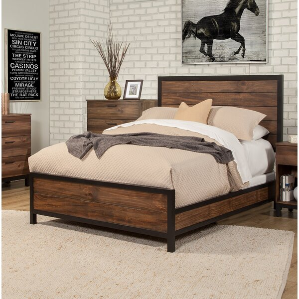 Jaiden Panel Bed by Laurel Foundry Modern Farmhouse