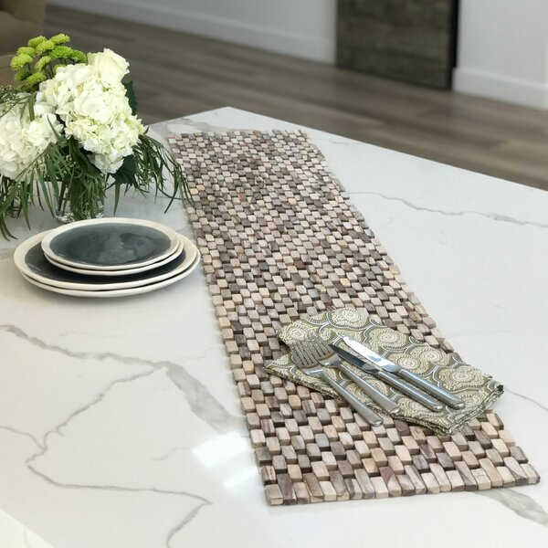 Rosewood Table Runner by Hip-O Modern Living