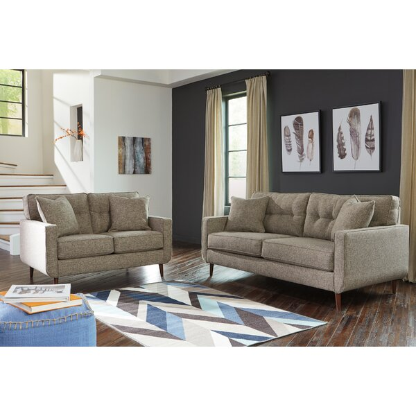 Grandin Configurable Living Room Set by Bungalow Rose
