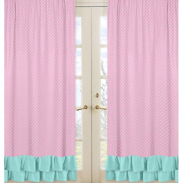 Skylar Curtain Panels (Set of 2) by Sweet Jojo Designs