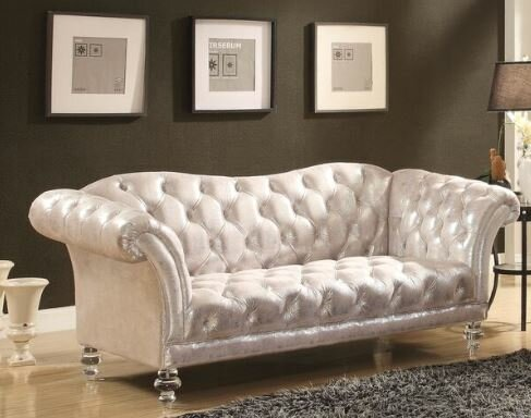 Priced Reduce Moura Chesterfield Loveseat by Rosdorf Park by Rosdorf Park
