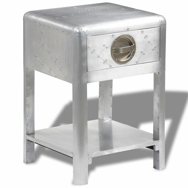 Diana End Table With Storage By Williston Forge