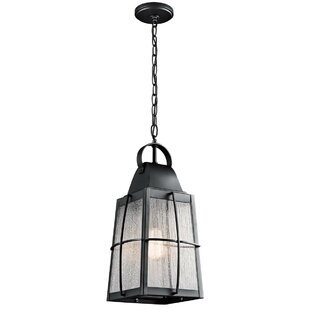 Check Prices Beamer 1-Light Outdoor Hanging Lantern By Darby Home Co