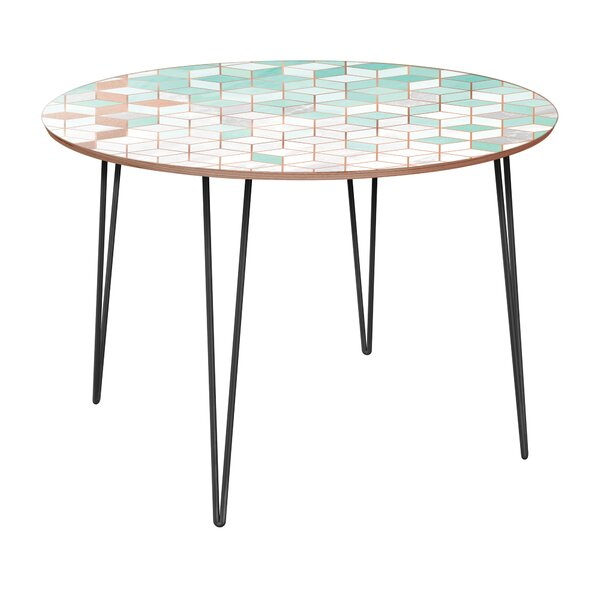 Grimes Dining Table by Wrought Studio