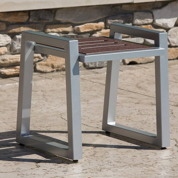 Vero End Table by Elan Furniture