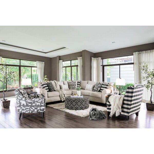 Northgate Sectional by Gracie Oaks