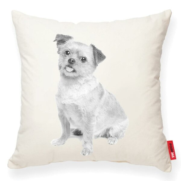 Gaddis Cotton Throw Pillow by Winston Porter