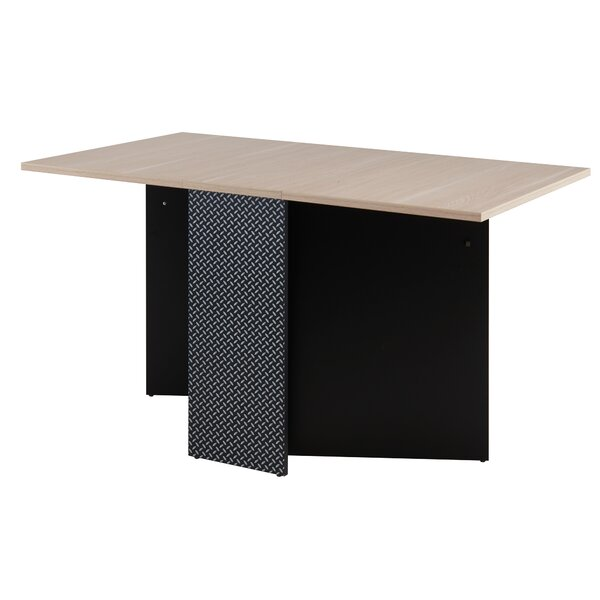 Doe Metal Extendable Dining Table by Ebern Designs