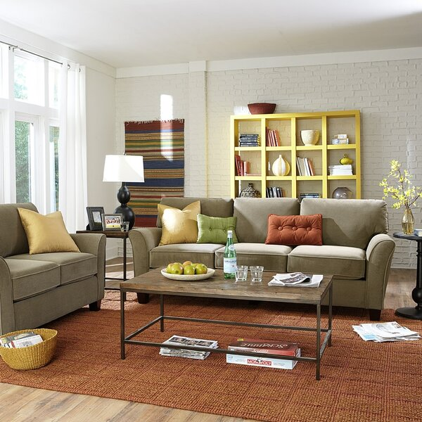 #2 Clayton Configurable Living Room Set By Red Barrel Studio Cool