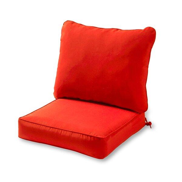 Andover Mills Sarver Indoor/Outdoor Lounge Chair Cushion U0026 Reviews | Wayfair