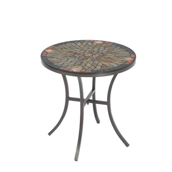 Almonburry Side Table by Bungalow Rose