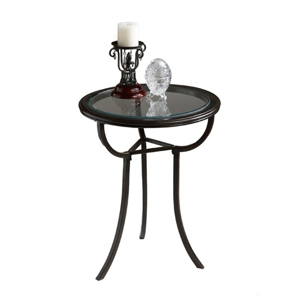 Tandridge End Table by Darby Home Co