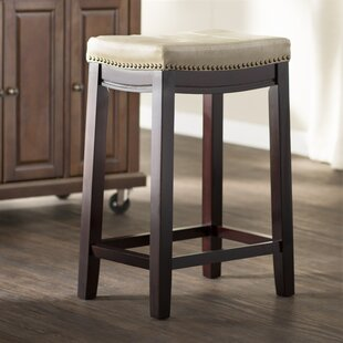 Find for Russett 24 Bar Stool by Three Posts