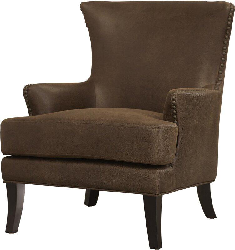 Incroyable Teran Wingback Chair