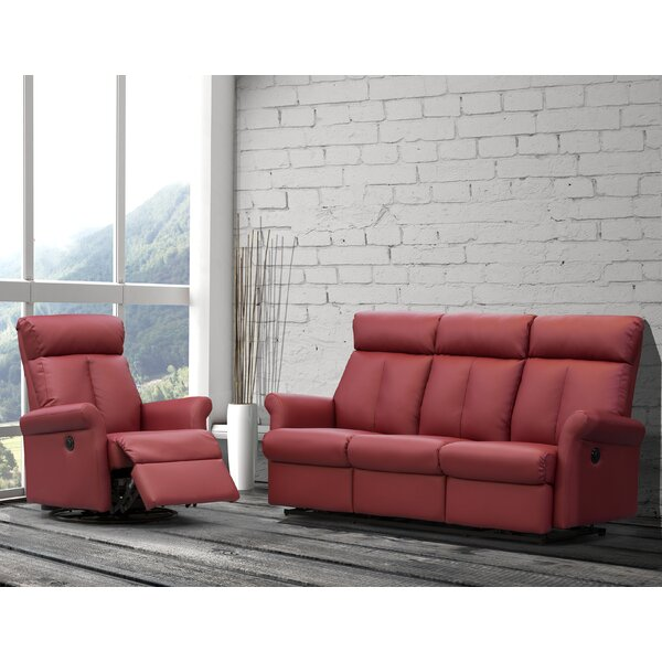 Lynn Reclining Configurable Living Room Set by Relaxon Relaxon