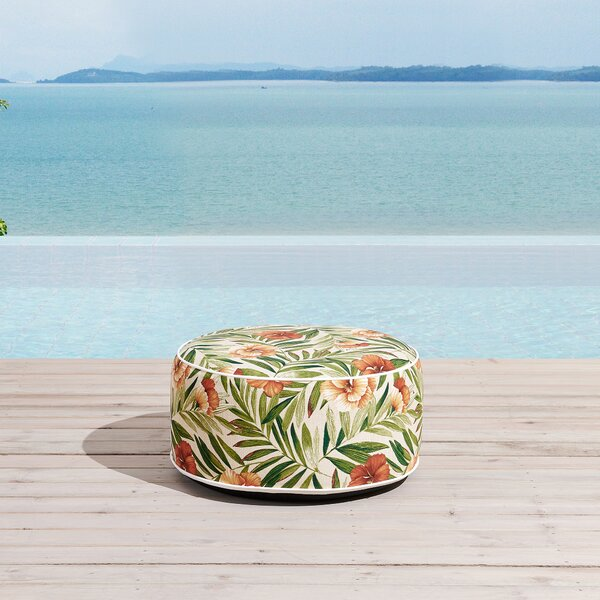 Outdoor Ottoman by Ove Decors