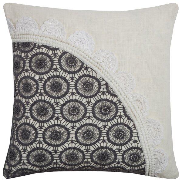 Denalye  Throw Pillow by Wildon Home ®