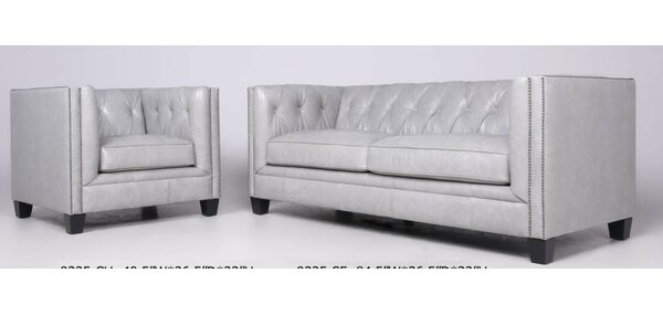 Bronwood Configurable Living Room Set by Three Posts