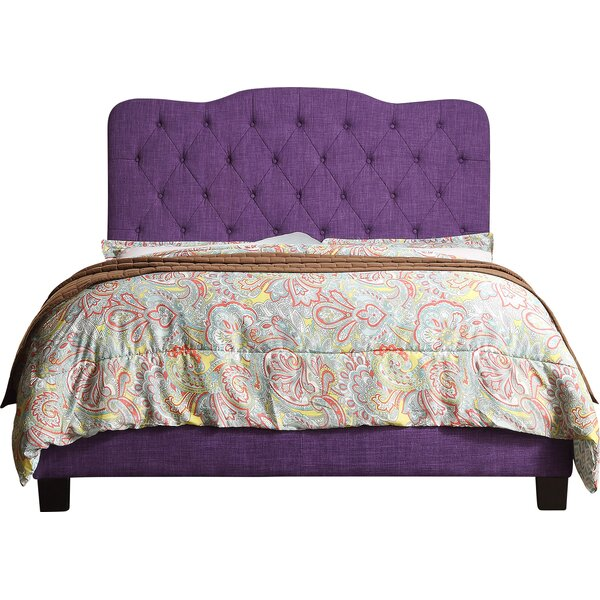 Dash Upholstered Standard Bed By Andover Mills