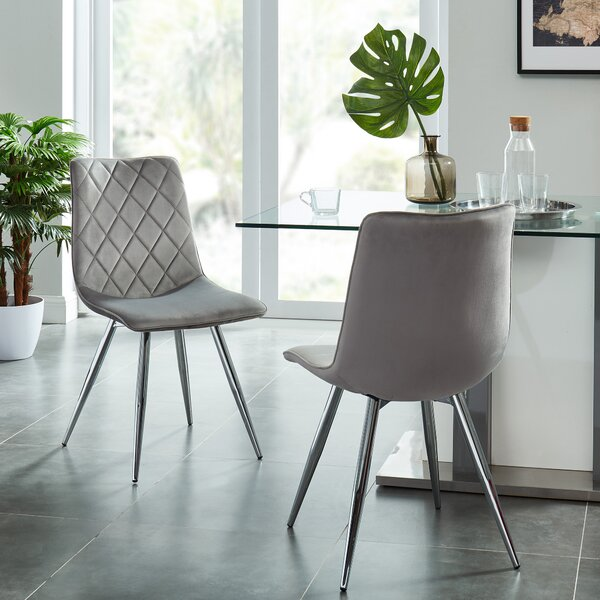 Gothenburg Upholstered Dining Chair (Set of 2) by Ivy Bronx