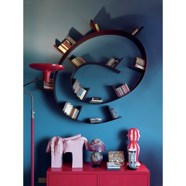 Bookworm Bookcase by Kartell