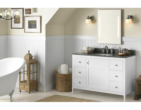 Briella 48 Single Bathroom Vanity Set by Ronbow