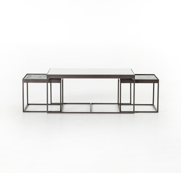 Gaven 3 Piece Coffee Table Set by Brayden Studio