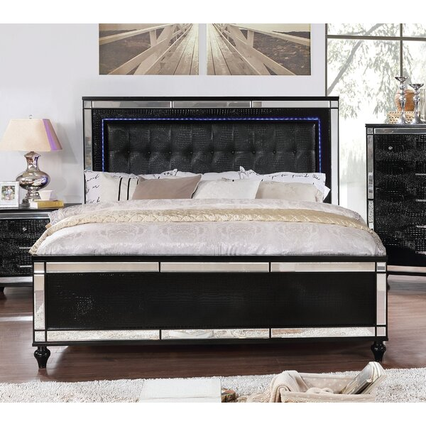 Meserve Queen Panel Bed by House of Hampton