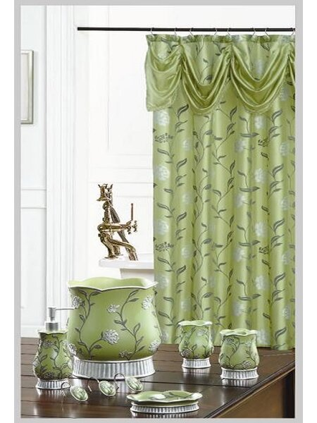 Levesque Decorative Shower Curtain by August Grove