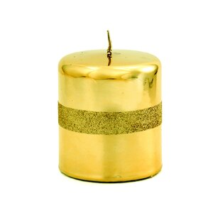 Romanza Pillar Candle (Set of 2)