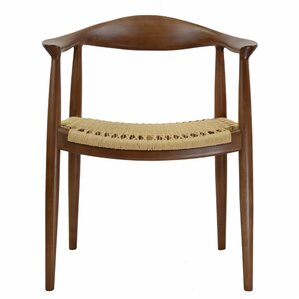 Solid Wood Dining Chair by PoliVaz