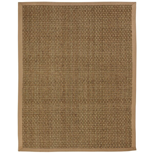 Yesenia Natural Area Rug by Beachcrest Home
