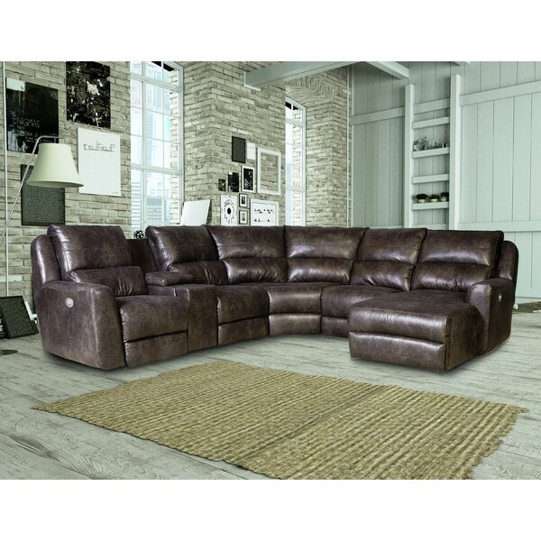 Producer Reclining Sectional by Southern Motion