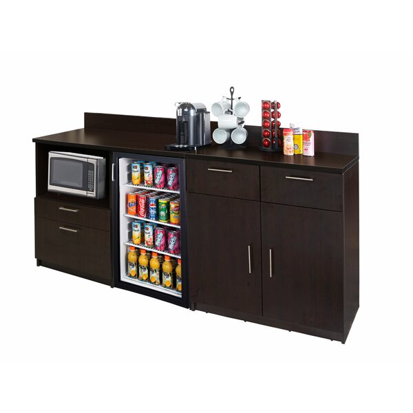 Coffee Kitchen Lunch Break Room 36 x 84 Base Cabinet by Breaktime