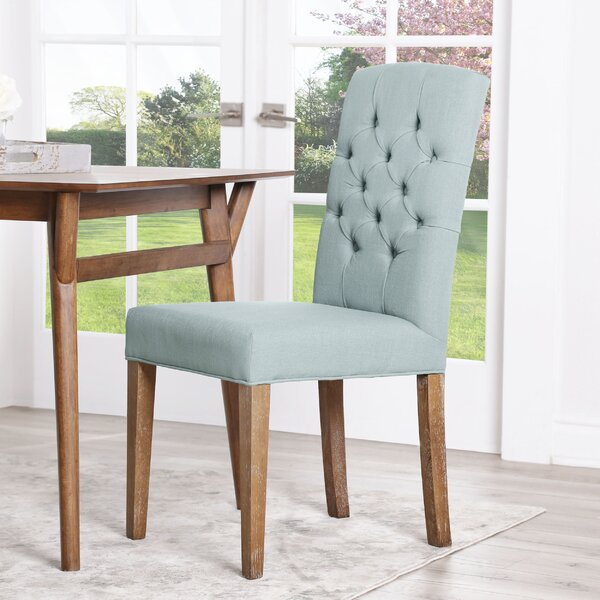 Astonishing Isidore Upholstered Dining Chair By Laurel Foundry Modern Farmhouse Alphanode Cool Chair Designs And Ideas Alphanodeonline
