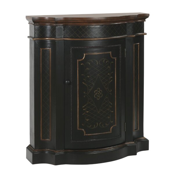 Gail S Accents Mucia Narrow Console Accent Cabinet