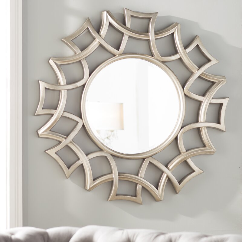 Willa Arlo Interiors Brylee Traditional Sunburst Mirror Reviews