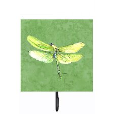 Dragonfly Leash Holder and Wall Hook by Caroline's Treasures