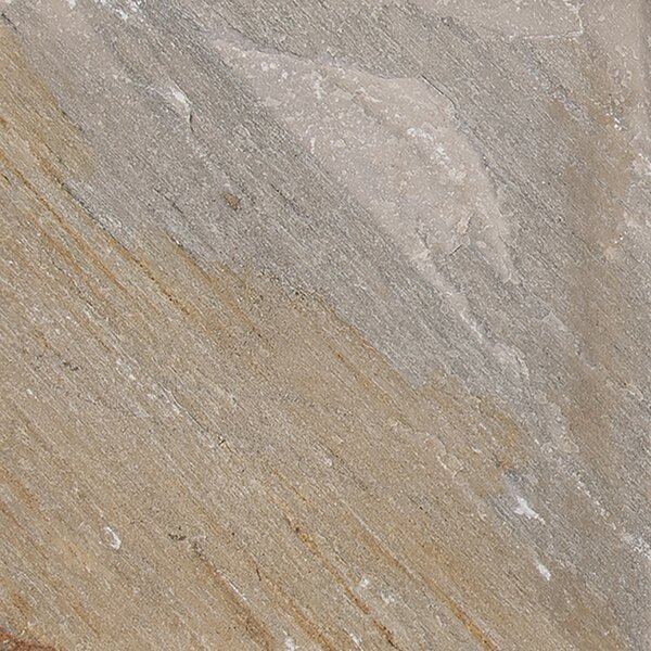 12 x 12 Natural Stone Field Tile in Multi by MSI