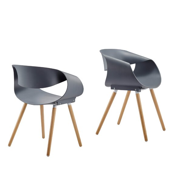Batiste Dining Chair (Set of 2) by George Oliver