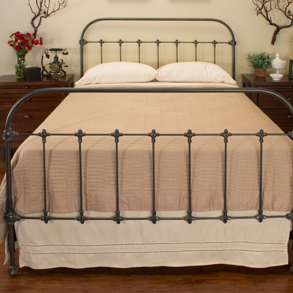 Hartford Standard Bed by Benicia Foundry and Iron Works Benicia Foundry and Iron Works