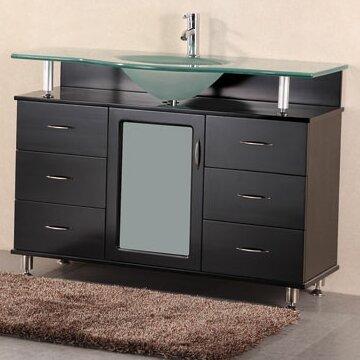 Mateo 48 Single Bathroom Vanity Set by Home Loft Concepts