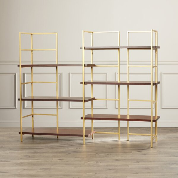 Alecto Etagere Bookcase by Mercer41