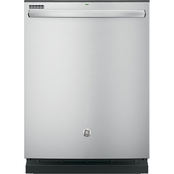 24 51 dBA Built-In Dishwasher with Hidden Controls by GE Appliances