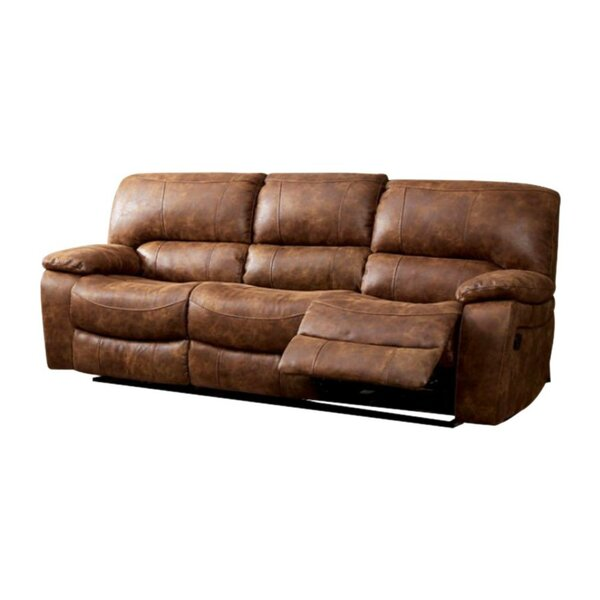 Sharmaine Motion Reclining Sofa by 17 Stories