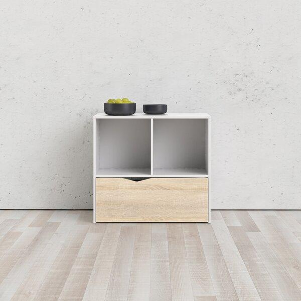 Skodak Cube Bookcase By Wrought Studio