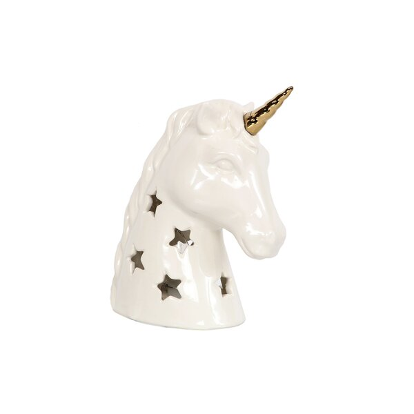 Unicorn Plug In Night Light by DEI