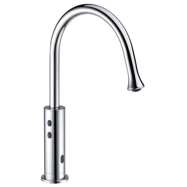 Touchless Deck Mounted Kitchen Faucet by Cinaton