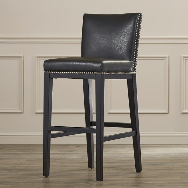 Marten 30 Bar Stool by Sunpan Modern